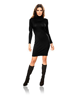 Heine - Roll neck dress